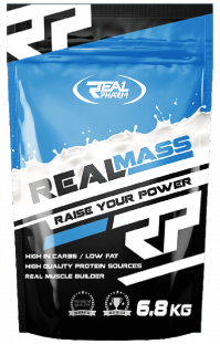 Гейнер Real Pharm Real Mass (6800 г)
