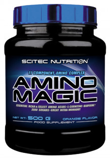 Аминокислоты Scitec Nutrition Amino Magic (500 г)