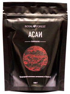 Royal Forest ягоды асаи (100 г)