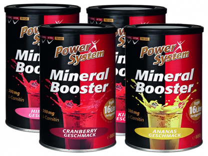 Power System Mineral Booster (800 г)